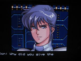 Gaiares upscanned with an XRGB-3